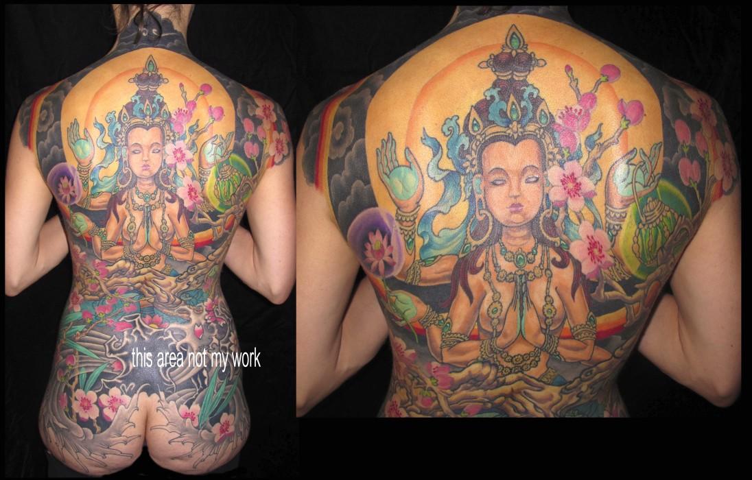 Tattoo portfolio hubtattoo michael norris for Tattoo artists austin tx