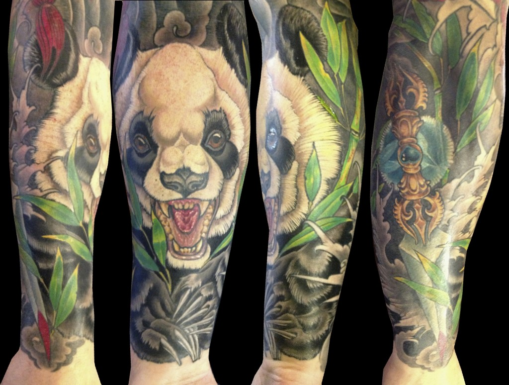 tattoo portfolio hubtattoo -michael norris