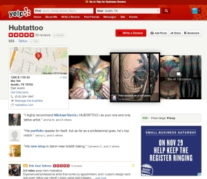 tattoo reviews